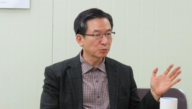 경기북부언론사협회, 정성호 더불어민주당 양주시 국회의원 후보 인터뷰 실시