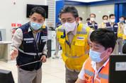 한국전력, UAE 원전 2호기 송전 계통 연결 성공